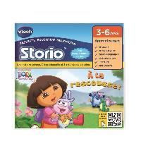 Jeu Tablette - Console Educative Jeu Educatif Storio Dora L'Exploratrice