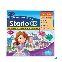 Jeu Tablette - Console Educative Jeu Hd Storio - Princesse Sofia