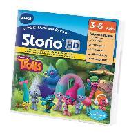 Jeu Tablette - Console Educative Jeu Hd Storio Trolls