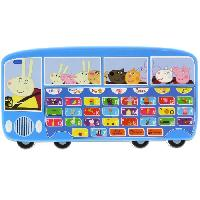 Jeu Tablette - Console Educative PEPPA PIG Abcedaire Bus