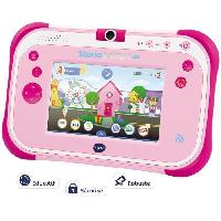 Jeu Tablette - Console Educative VTECH - Console Storio Max 2.0 5 Rose - Tablette Educative Enfant 5 Pouces