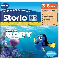 Jeu Tablette - Console Educative VTECH Jeu hd storio - le monde de dory