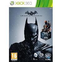 Jeu Xbox 360 Batman Arkham Origins Jeu XBOX 360 - Warner Games