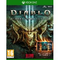 Jeu Xbox One DIABLO 3 Eternal Collection Jeu Xbox ONE - Blizzard