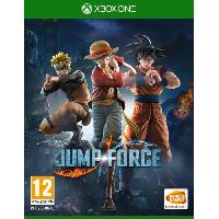 Jeu Xbox One Jump Force Jeu Xbox One - Bandai Namco Entertainment