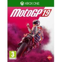 Jeu Xbox One Moto GP 19 Jeu Xbox One - Bandai Namco Entertainment