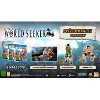 Jeu Xbox One One Piece World Seeker Jeu Xbox One - Bandai Namco Entertainment