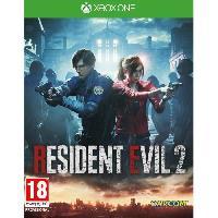 Jeu Xbox One Resident Evil 2 Jeu Xbox One - Capcom