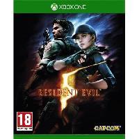 Jeu Xbox One Resident Evil 5 Jeu Xbox One - Capcom
