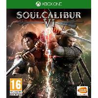 Jeu Xbox One SoulCalibur VI Jeu Xbox One - Bandai Namco Entertainment