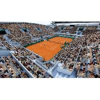 Jeu Xbox One Tennis World Tour Roland Garros Jeu Xbox One - Bigben