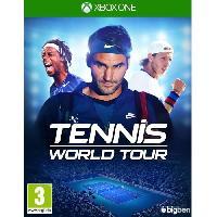 Jeu Xbox One Tennis World Tour jeu Xbox One - Bigben