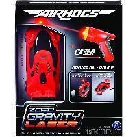 Jeux - Jouets ZERO GRAVITY LASER RC ROUGE Air Hogs - 6054126 - Voiture Véhicule radiocommandée a commandes laser qui roule sur les murs