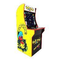Jeux De Cafe - Bar EVOLUTION - Borne de jeu d'arcade Pac Man - Aucune