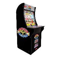 Jeux De Cafe - Bar EVOLUTION - Borne de jeu d'arcade Street Fighter 2 - Aucune