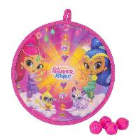 Jeux De Cafe - Bar SHIMMER AND SHINE Tableau de Flechettes