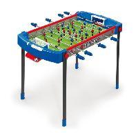 Jeux De Cafe - Bar SMOBY Baby foot Challenger + 2 Balles Incluses