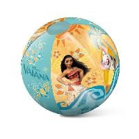 Jeux De Piscine - Jeux Gonflables VAIANA Ballon Beach Ball gonflable - Disney - Mondo