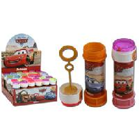 Jeux De Recre - Jeux D'exterieur 1 tube Cars de Bulles de savon - 60ml