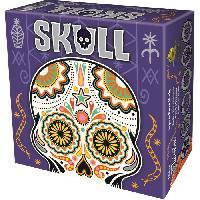 Jeux De Recre - Jeux D'exterieur ASMODEE Skull - Jeu de societe - Jeu de Bluff