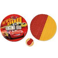 Jeux De Recre - Jeux D'exterieur Cars Stop Balle - Aucune