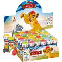 Jeux De Recre - Jeux D'exterieur DULCOP 36 Tubes Bulles a savon Roi Lion - 60ml
