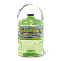 Jeux De Recre - Jeux D'exterieur GAZILLION BUBBLES Solution A Bulles 4L