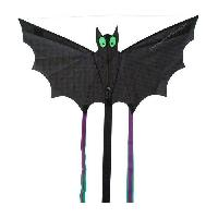 Jeux De Recre - Jeux D'exterieur HQ Cerfs-Volants Monofils Bat Noir L