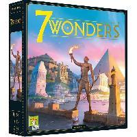 Jeux De Societe 7 Wonders (Nouvelle Édition)