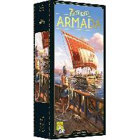 Jeux De Societe 7 Wonders (Nouvelle Édition) : Armada (Ext)
