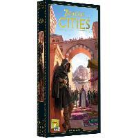 Jeux De Societe 7 Wonders (Nouvelle Édition) : Cities (Ext)