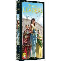 Jeux De Societe 7 Wonders (Nouvelle Édition) : Leaders (Ext)