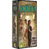 Jeux De Societe 7 wonders Duel : Extenson Agora