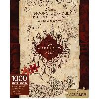 Jeux De Societe AQUARIUS Puzzle 1000 pieces Harry Potter Carte du Maraudeur - 65284