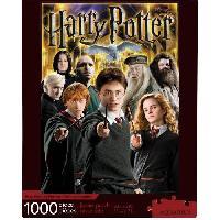 Jeux De Societe AQUARIUS Puzzle 1000 pieces Harry Potter Collage - 65291