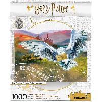 Jeux De Societe AQUARIUS Puzzle 1000 pieces Harry Potter Hedwig - 65332