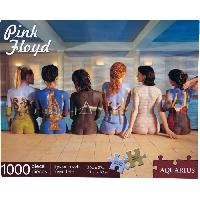 Jeux De Societe AQUARIUS Puzzle 1000 pieces Pink Floyd Back Art - 65160