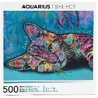 Jeux De Societe AQUARIUS Puzzle 500 pieces Dean Russo Cat II - 62515