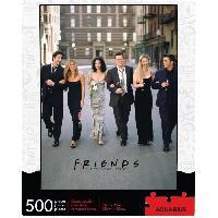 Jeux De Societe AQUARIUS Puzzle 500 pieces Friends Wedding - 62172