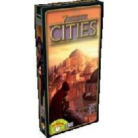 Jeux De Societe ASMODEE - 7 Wonders - Extension Cities - Jeu de societe