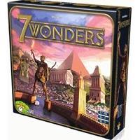 Jeux De Societe ASMODEE - 7 Wonders - Jeu de stratégie Adulte - Jeu de société - Réflexion