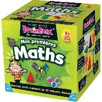 Jeux De Societe ASMODEE - Brain Box Apprendre les Maths - Jeu de société