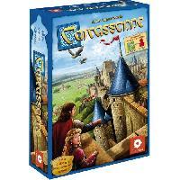 Jeux De Societe ASMODEE - Carcassonne - Jeu de société