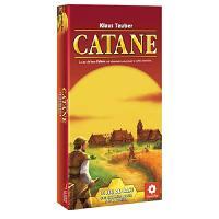 Jeux De Societe ASMODEE - Catan - Extension 5/6 joueurs - Jeu de société