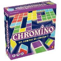 Jeux De Societe ASMODEE - Chromino Deluxe - Jeu de société