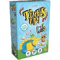 Jeux De Societe ASMODEE - Time's up KIDS - Nouveauté -  Jeu de société - Famille - Mixte
