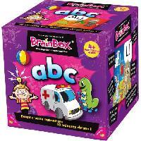 Jeux De Societe ASMODEE Brain Box ABC