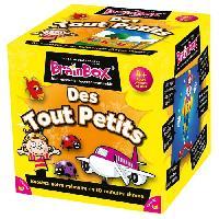 Jeux De Societe ASMODEE Brain Box des Tout Petits