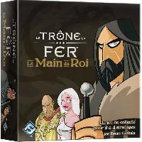 Jeux De Societe ASMODEE GAME OF THRONES Le Trone de Fer - La Main du Roi