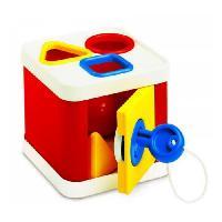 Jeux De Societe Ambi Toys Trieuse de formes Lock a Block 3931151